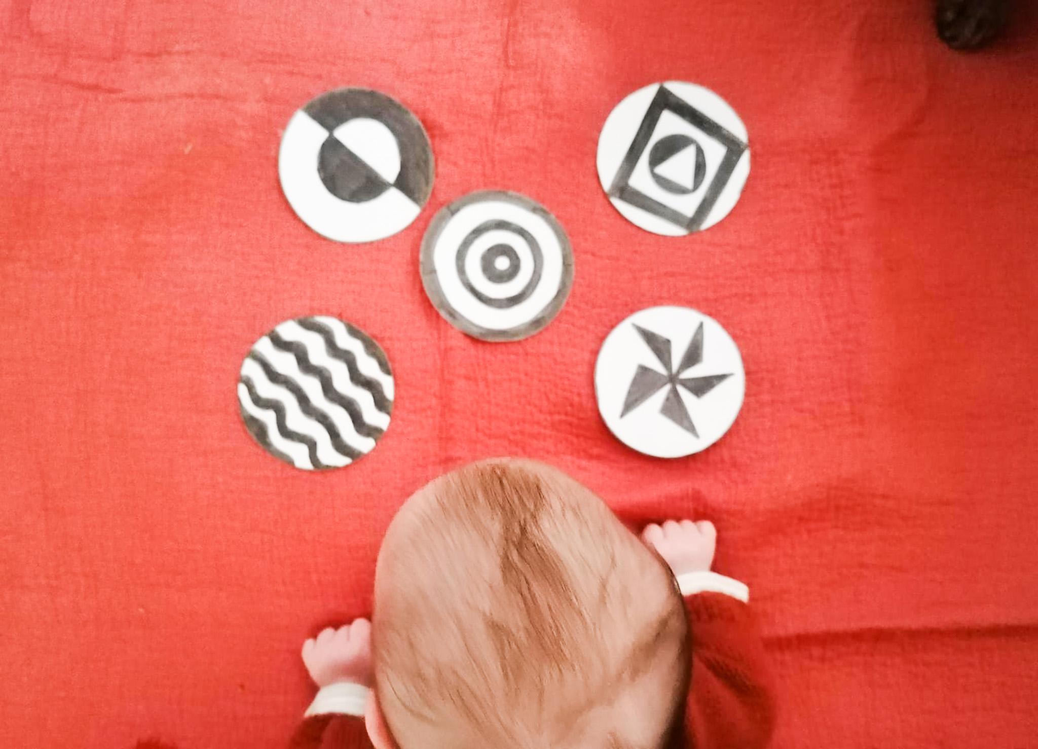 Estimulación en niños y niñas de 0 a 3 meses